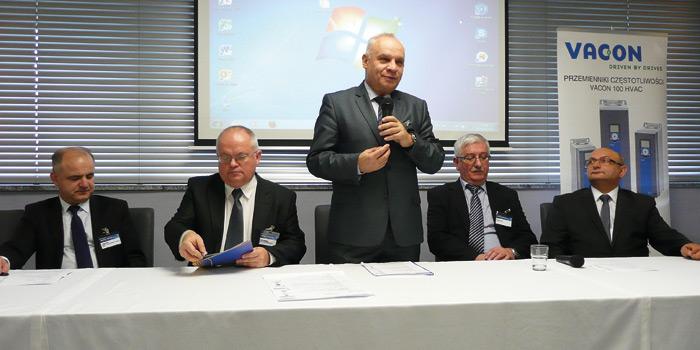 Konferencja Innowacje Wod-Kan 2014
