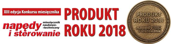 Konkurs PRODUKT ROKU 2018