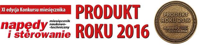 Konkurs PRODUKT ROKU 2016
