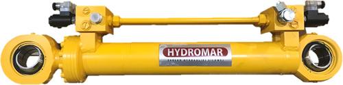 Siłownik hydrauliczny o nowej konstrukcji zwiększającej bezpieczeństwo eksploatacji i parametry użytkowe