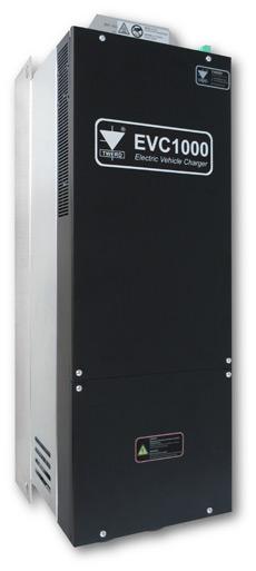 Szybka ładowarka DC o mocy 50 kW dla samochodów elektrycznych