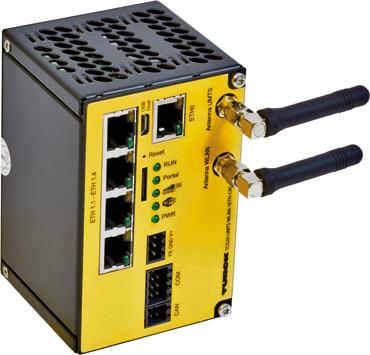 TCG20 (brama UMTS/Wi-Fi)