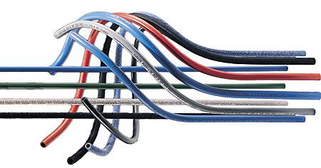 przewody giętkie z systemem Push-Lok