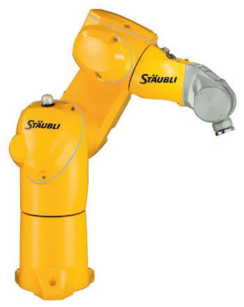 Roboty Stäubli TX2