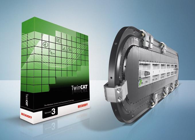 Rys. 2. Środowisko TwinCAT pozwoli łatwo skonfigurować   zaprogramować system transportowy XTS