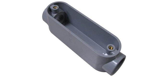 Zespół przewodu elektrycznego zdwiema wkładkami SPIROL INS 29 zainstalowanymi przez Model PH