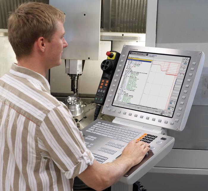 Układ sterowania TNC 640