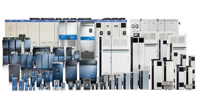 Danfoss Drives to marki VLT® iVACON®, to unikalne technologie sterowania silnikami elektrycznymi do 5MW
