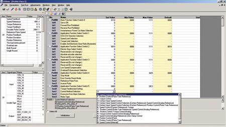 Rys. 2. Zrzut ekranu z programu ESView