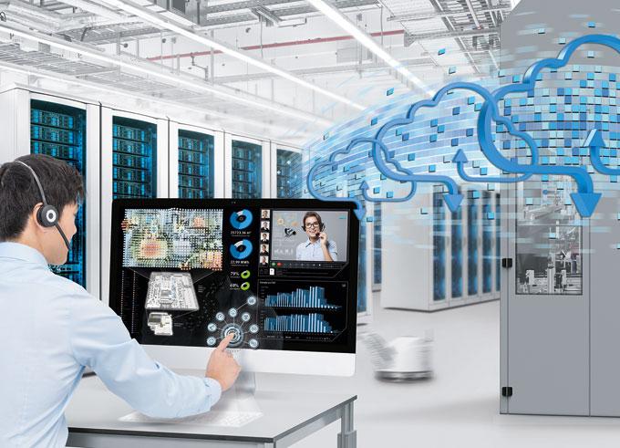 Istotą nowego podejścia do produkcji przemysłowej jest jej cyfryzacja, która łączy świat wirtualny i realny