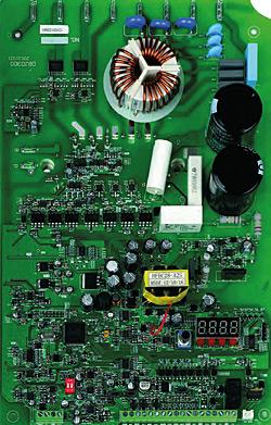 Fot. 3. Przykład przetwornicy częstotliwość EURA OEM dla producenta maszyn