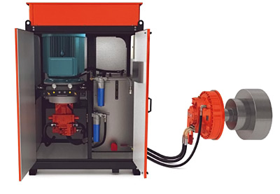 Bezpośredni napęd hydrauliczny – prosto i bez zbędnych komplikacji