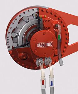 Silnik hydrauliczny – zwarta i kompaktowa budowa idealna do trudnych warunków pracy