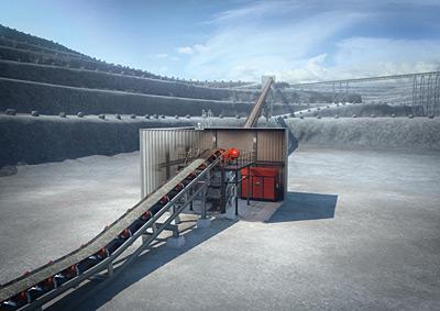 Bezpośredni napęd hydrauliczny przenośnika – gotowe rozwiązanie do pracy w każdych warunkach