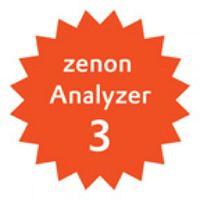 Oprogramowanie zenon Analyzer 3